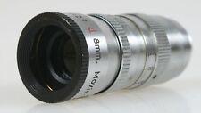 KALIGAR 38MM F2.9 D MOUNT 8MM MOVIE LENS