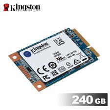 Kingston UV500 mSATA 240GB Internal Solid State Drive SUV500MS/240G w/Tracking
