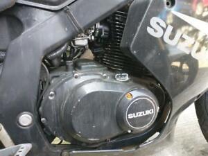 Suzuki GS 500 (1995-2000) Engine