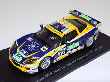 1/43 Spark Models Chevrolet Corvette C6-R #72 24 Hours of LeMans 2007 S0168