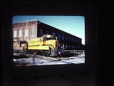 Original Slide Train Engine Maine Central MEC Waterville 590 GP7 ex-L&N 439 yard