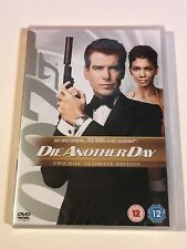 Die Another Day - 2 DISC ULTIMATE EDITION JAMES BOND 2008 DVD - NEW SEALED
