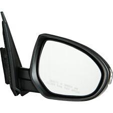 Pilot Power Heated Mirror Right Black Smooth/Textured MZ369410CR