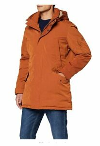 Camel Active size GB42/S measured quilt-lined parka style coat 279.95 € tag NEW