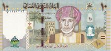 COMMEMO OMAN : 10 RIALS 2010 40ème NATIONAL DAY NEUF - P.45