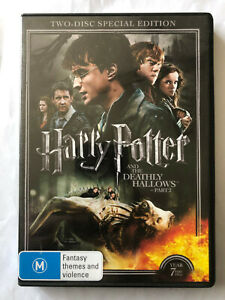 HARRY POTTER AND THE DEATHLY HALLOWS PART 2 , 2 DISC SPECIAL EDITION  DVD