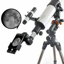 Universal Phone Telescope Bracket Adapter Holder for iPhone X 8 7 Plus 55-98mm