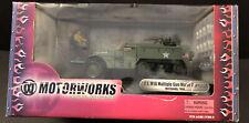 U.S. M16 MULTIPLE GUN MOTOR CARRIAGE NORMANDY 1944 1:32 MOTORWORKS #81003 2003