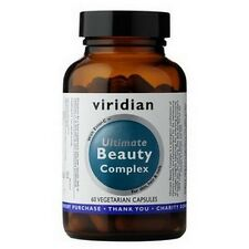 Viridian Ultimate Beauty Complex 60 Veg Capsules