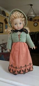Boneka Doll Althea- sculpted by Dianne Effner.