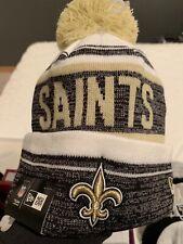 New Orleans Saints NFL New Era Snow Dayz Knit Hat