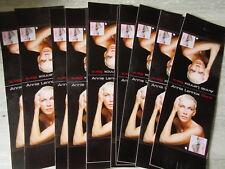 12 Annie Lennox Bare Album Promotional Tent Cards Unused