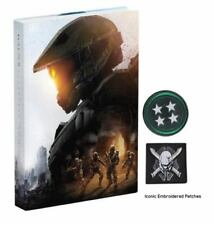 Halo 5: Guardians Collector's Edition Strategy Prima Official Game Guide Extras