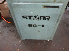 Star BG-1 Horizontal Boring Machine Offline As Is