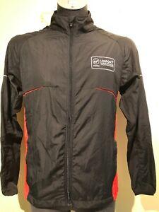 Virgin Money London Marathon Running training jacket Med Unisex Mint Condition