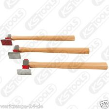 KS Tools karosserie-ausbeulhammer-satz, 3 pz. 140.2200