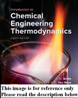 Introduction to Chemical Engineering Thermodynamics 8th Int'l Ed.3-4 bus day 2US