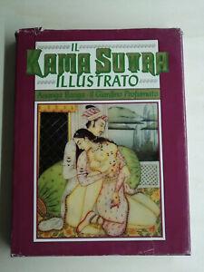 Il Kamasutra Illustrato Ed. GREMESE 1988