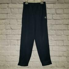 Youth ADIDAS CLIMACOOL Soccer Track Warm Up Pants - M - Navy