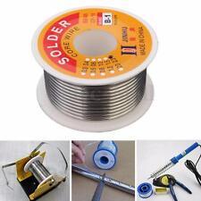2.3mm 100g Solder Wire Tin Lead 60/40 Flux2.0% Reel Tube Rosin Core Soldering