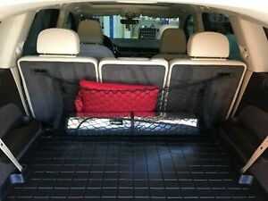 Trunk Rear Seats Envelope Style Mesh Cargo Net for AUDI Q7 2017-2020 Brand New