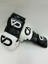Combat Athletics by Tatami Pro Leather 8oz MMA Sparring Training Gloves