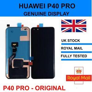 Genuine Huawei P40 Pro LCD Display Screen Module original OLED