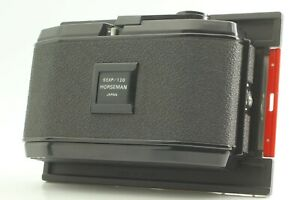 【TOP MINT】 Horseman 6EXP 120 6x12 Panoramic Film Holder For 4x5 From JAPAN #1690