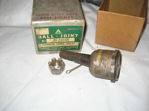 ANDREW PARTS MFG. 10108 LOWER Ball Joint - 1957-61 PLYMOUTH MFG.#2196059