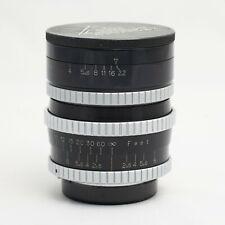 P. Angenieux Retrofocus R1 35mm f/2.5 lens in Exakta mount