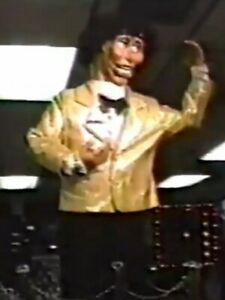 Showbiz pizza place Animatronic Prototype Costume