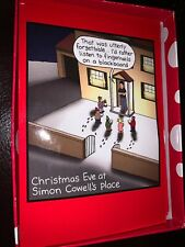 "Nobleworks Simon Cowell's Hilarious Christmas Cards 4.75""x6.6"""