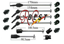 Traxxas Revo 3.3 CVD Shafts Front/Center/Rear _ Axle