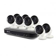 Swann 8 Channel CCTV System 5MP HD DVR-4980 2TB HDD 8x5MP Cams SWDVK-849808