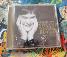 Susan Boyle Debut CD Fast Freepost I Dreamed a Dream Wild Horses Cry Me a River