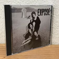 Exposé by Exposé (CD, 1992, Arista) 18577-2 EXCELLENT! SEE PICS! Expose