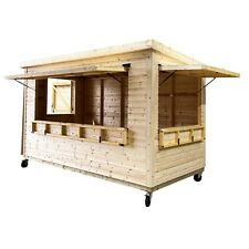 More details for catering kiosk , street food stall , food hut