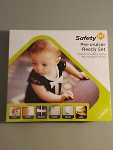 Safety 1st Pre-Cruiser Ready Set with 12 Piece Safeguard Aids