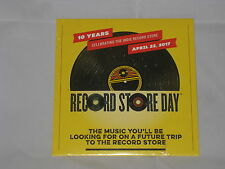 10 Years Celebrating The Indie Record Store April 22, 2017 Record Store Day CD