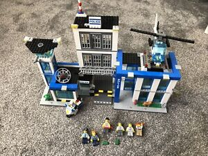 Unboxed Lego City Police 60047: Police Station Please Read Cheap BIN & Free P&P