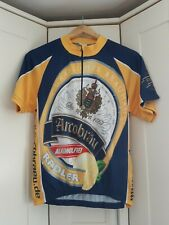 VINTAGE ARCOBRAU Lager Cycle Jersey - SIZE - XS/S