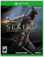 Sekiro: Shadows Die Twice Standard Edition (Microsoft Xbox One) Brand New Sealed
