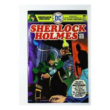 Sherlock Holmes (1975 series) #1 in Very Fine + condition. DC comics [*rh]