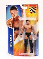 WWE Basic Series  -The Miz - 6 in. Action Figure - Superstar #45 2015 Mattel