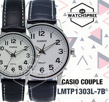 Casio Couple Watch LTP1303L-7B MTP1303L-7B