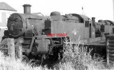 PHOTO  STANDARD CLASS 3 2-6-2T 82031 CASHMORE'S NEWPORT 7/67  SITS IN SIDINGS WI