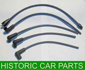 Ignition Lead Kit for Austin A35 2/4 Door Saloon 948cc 1956-62 HT Leads