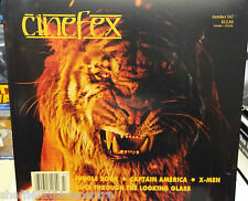 Cinefex 147 Captain America Civil War, X-Men Apocalypse, Jungle Book & More