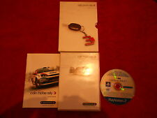 COLIN MCRAE RALLY 3 LIMITED EDITION PROMO SONY PLAYSTATION 2 PS2 VGC