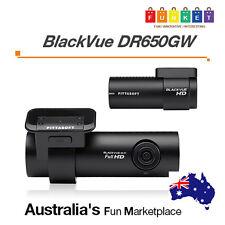 [BlackVue] REFURBISHED DR650GW-2CH 16GB BLACK IN CAR DVR | FULL HD | Dashcam